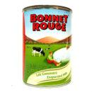Lapte condensat indulcit, 420 g, Bonnet Rouge